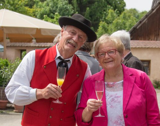 Geburtstag Gerda 70.