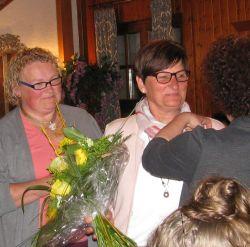 Rita Biene und Strauß 250