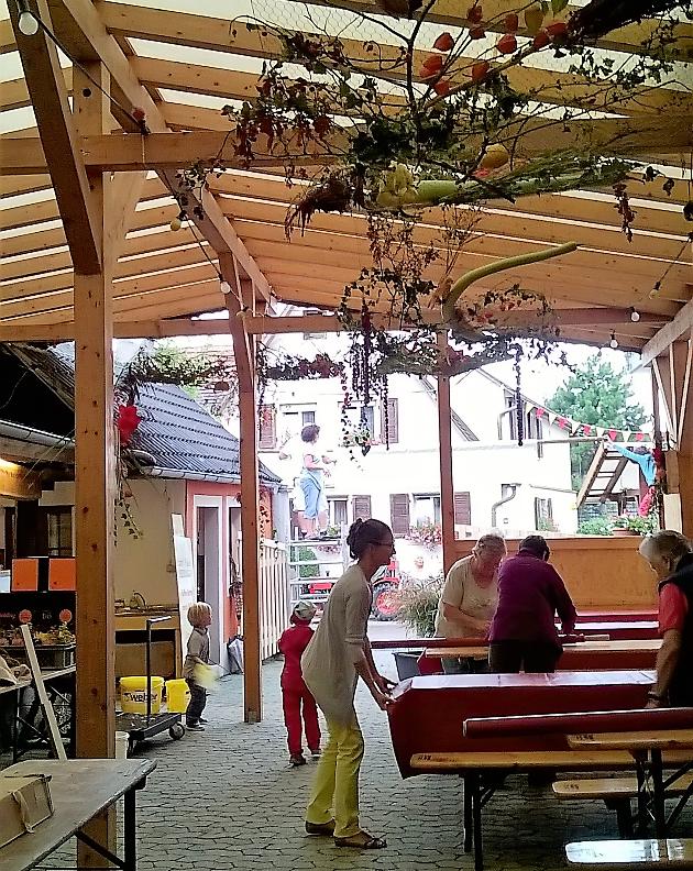 Gassen-Weinfest, 1.-4. September 2017