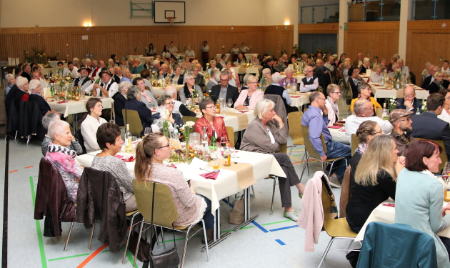 50 jähriges Vereinsjubiläum
